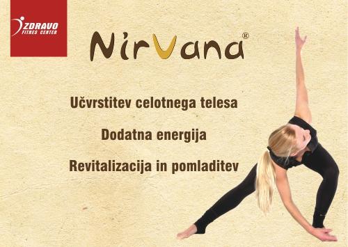 Nirvana fitness