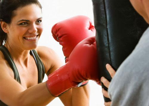 Fitnes in boks